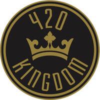 420 Kingdom logo