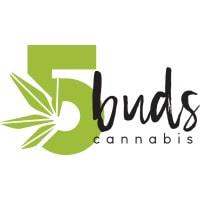 5 Buds Cannabis logo