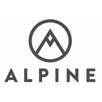 Alpine Vapor logo
