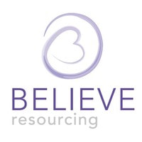 Believe Resourcing logo