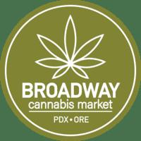 The Cannabis Market logo