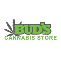 Bud's Cannabis Store logo
