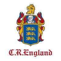 C R England logo