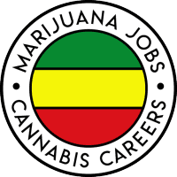 Cannabis Careers onefastjob.com logo