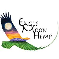 Eagle Moon Hemp logo