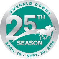 Emerald Downs logo