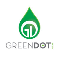 Green Dot Labs logo