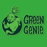 Green Genie Cannabis Co. logo