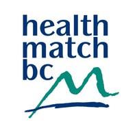 HEALTH MATCH BC logo