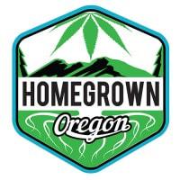Homegrown Oregon Dispensary logo