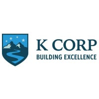 K CORP logo