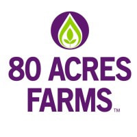 80 Acres Farms logo