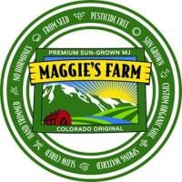 Maggie's Farm Marijuana logo
