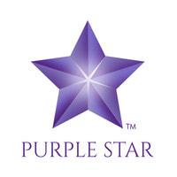 Purple Star MD logo