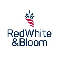 Red White and Bloom logo