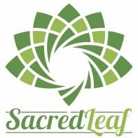 Sacred Leaf CBD logo