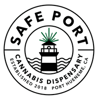 SafePort Cannabis Company logo