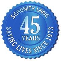 Serenity Lane logo