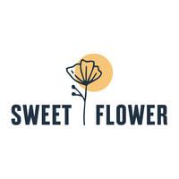 Sweet Flower logo