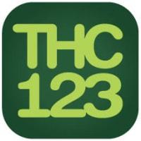 THC123 logo