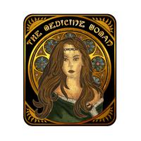 THE MEDICINE WOMAN DISPENSARY logo