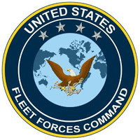US United States Fleet Forces Command logo