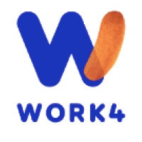 Work 4 Illinois logo